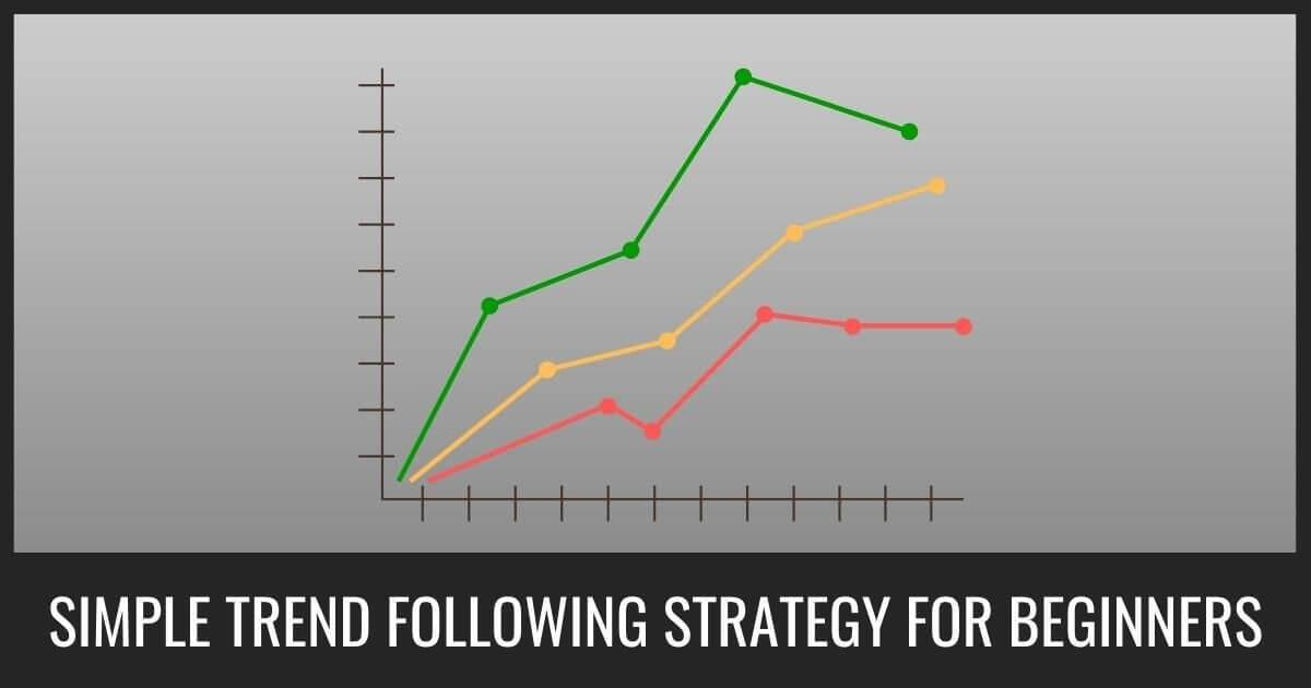 Forex Trend Following Strategy Example