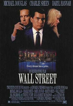 Wall Street Trading Movie