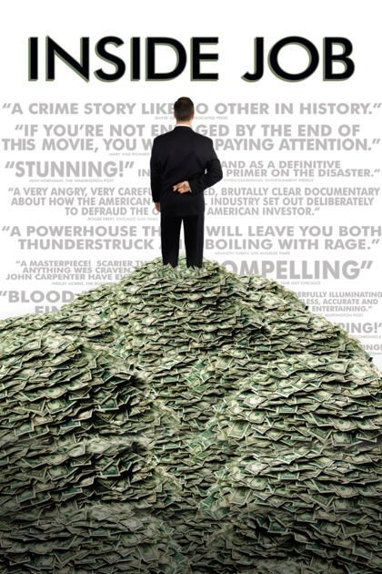 Inside Job Trading Movie
