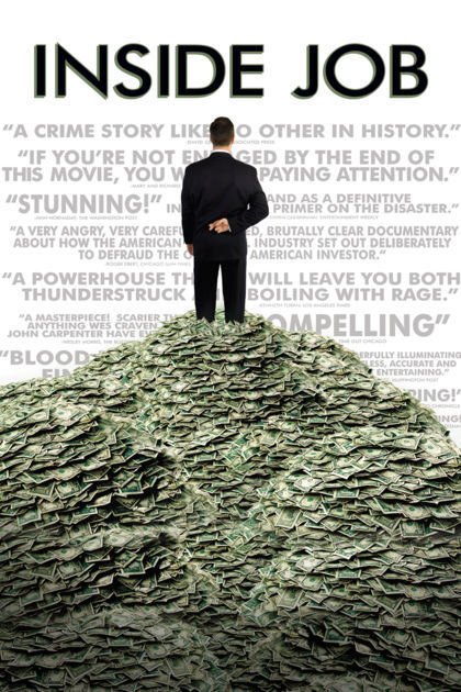 Inside Job Top Ten Forex Trading Finance Movies